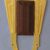 #336 tail brass tenor with rosewood insert
